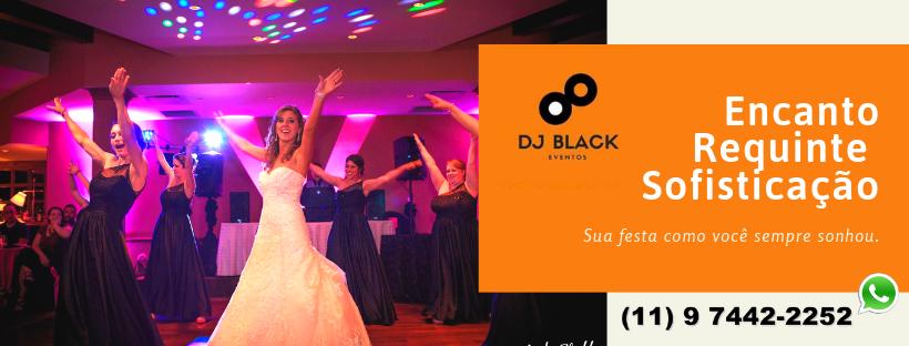 DJ em Caieiras e Região DJ BLACK Eventos